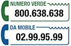numero call center Regione Lombardia